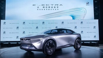 Buick Electra returns as electric SUV