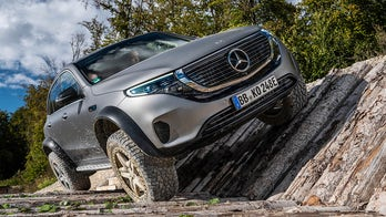 Mercedes-Benz EQC 4x4² is an electric monster SUV