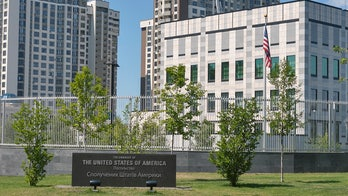 Police in Ukraine investigate death of US Embassy employee