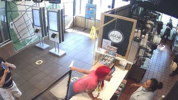 McDonald's customer allegedly assaulted, caused laceration to employee's head over wrong order