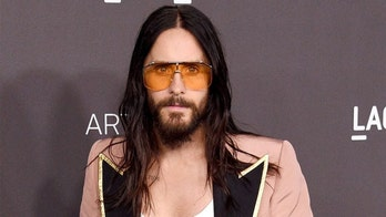 Jared Leto urges fans to vote with shirtless selfie: 'Happy hump day'