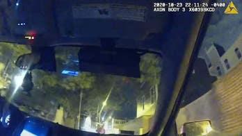 DC police release bodycam footage of Karon Hylton's fatal moped crash