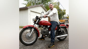 Stolen Harley-Davidson motorcycle mysteriously returned after 4 years