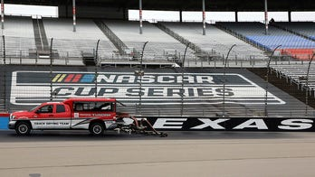 Rain pushes NASCAR Texas Cup Series playoff race to Tuesday