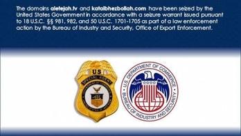 US seizes domain names linked to Iran-backed militia group