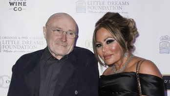 Phil Collins' ex-wife to vacate his Miami home by mid-January, musician's attorney says