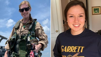 Navy ID's crew killed in Alabama plane crash