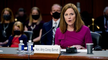 Barrett admits to owning a gun, says she can set aside beliefs to rule on 2nd Amendment fairly