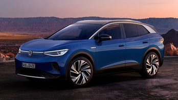 Electric Volkswagen ID.4 named World car of the Year