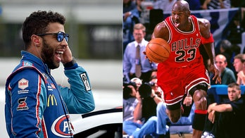 Will Bubba Wallace use Michael Jordan's #23 on his NASCAR car? Trademark suggests it could happen