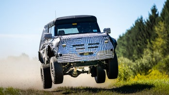 Is there a Ford Bronco 'Warthog' in the works?