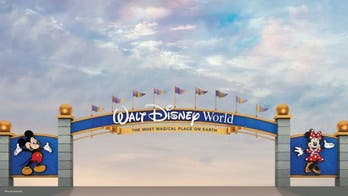 Disney World is updating its welcome gateways in preparation of 50th anniversary