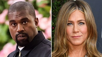 Kanye West reacts to Jennifer Aniston telling voters not to vote for him