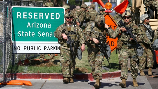 States mull deploying National Guard amid worries about Election Day unrest