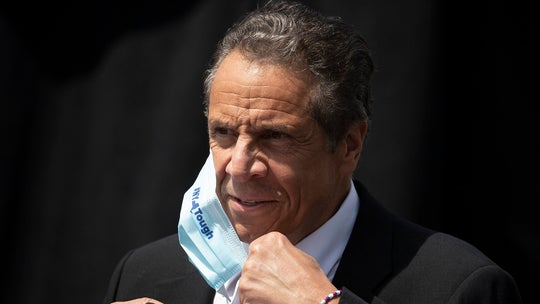 Nearly 2,000 New Yorkers have died from coronavirus since Cuomo's book announced