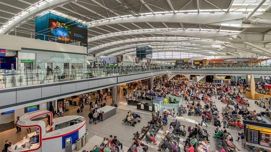 London Heathrow no longer Europe's busiest airport