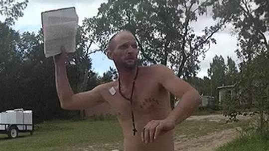 Florida man arrested after allegedly hitting deputy in face with a Bible: report