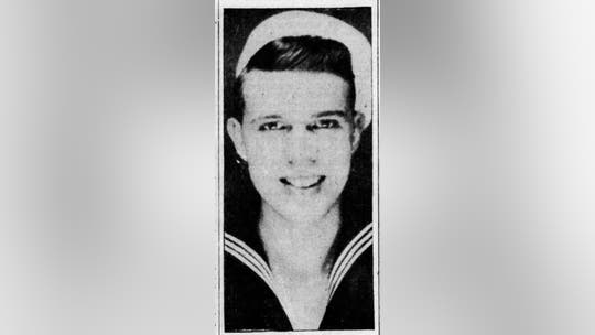 USS Oklahoma sailor killed at Pearl Harbor identified, set to be buried in Kentucky