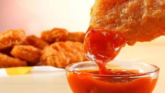 McDonald's selling out of Spicy McNuggets, running low on new spicy dipping sauce