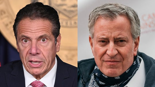 Cuomo, de Blasio agree: NYC indoor dining not returning anytime soon