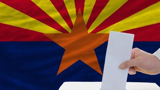 Arizona's battleground counties start tallying early ballots