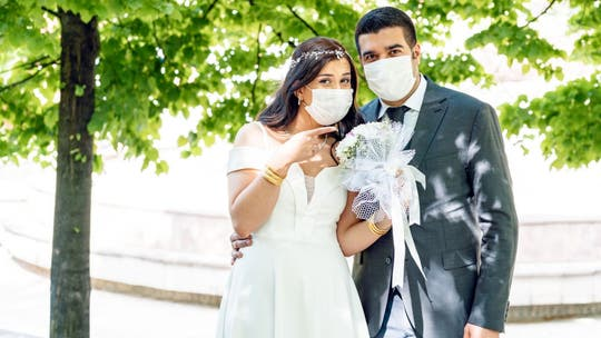 Engaged couples are making several big changes to their wedding celebrations amid pandemic: survey
