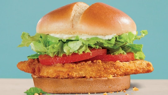 Jack in the Box introduces plant-based 'Unchicken' sandwich