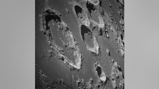 NASA confirms water has been spotted on the sunlit surface of the moon