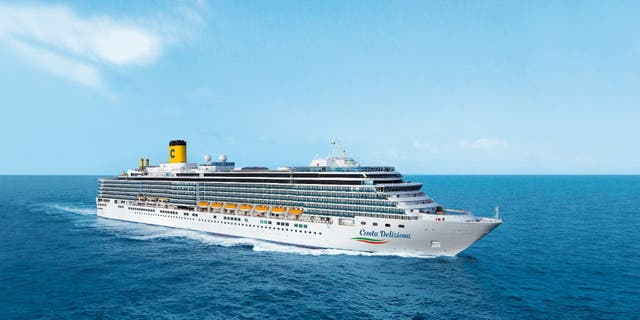 The Costa Deliziosa is one of the cruise ships that has returned to limited service after the coronavirus pandemic industry shutdown. (Costa Cruises)
