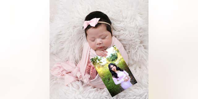 """""""She's such a blessing and makes me forget all of the pain that I go through - the suffering and sadness,"""" said father James Alvarez of his miracle daughter."""