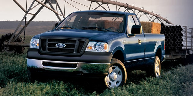 2006 Ford F-150 Truck Source: Ford Archives
