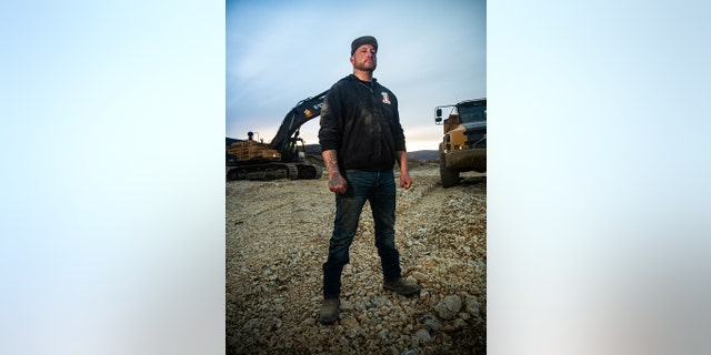 For years he has worked with mining prodigy Parker Schnabel, rising to rank of foreman. Two years ago, Rick struck off on his own.