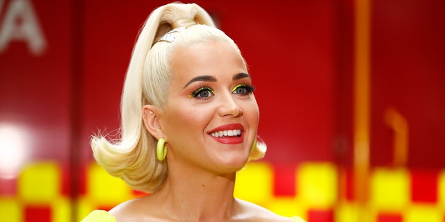 Katy Perry has voiced support for Joe Biden in the 2020 presidentsverkiesing. (Getty Images)