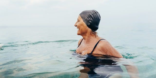 Swimming in cold water could protect brain from degenerative diseases, research suggets