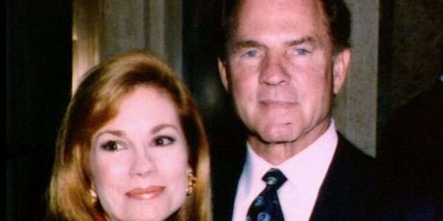 Kathie Lee and Frank Gifford are shown here in 1992. They were married for nearly 30 years until the NFL legend's passing in 2015.   Kathie Lee Gifford says if she ever falls in love again 'it will be because God just made it happen' | Daily's Flash 90f62b90 kathie lee and frank gifford ap 660  Kathie Lee Gifford says if she ever falls in love again 'it will be because God just made it happen' | Daily's Flash 90f62b90 kathie lee and frank gifford ap 660