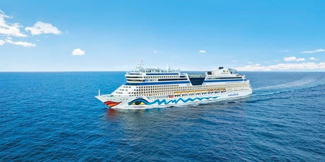 A passenger on AIDA Cruises' AIDAblu was not allowed back on the ship after violating COVID-19 protocols during a shore excursion. (AIDA Cruises)
