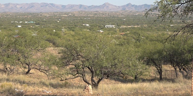 Arivaca, Arizona is about 60 miles south of Tucson (Stephanie Bennett/Fox News).