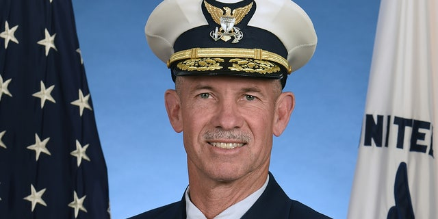 Admiral Charles W. Ray