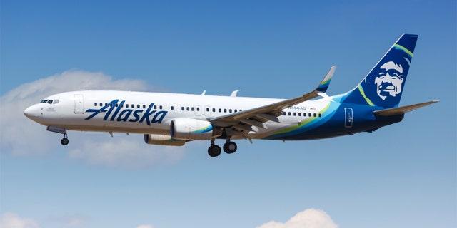 An elderly woman was reportedly taken off an Alaska airline flight over a face mask dispute.
