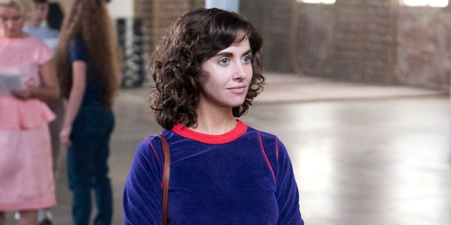 Alison Brie in Netflix's 'GLOW.' The show has been canceled after three seasons due to coronavirus.