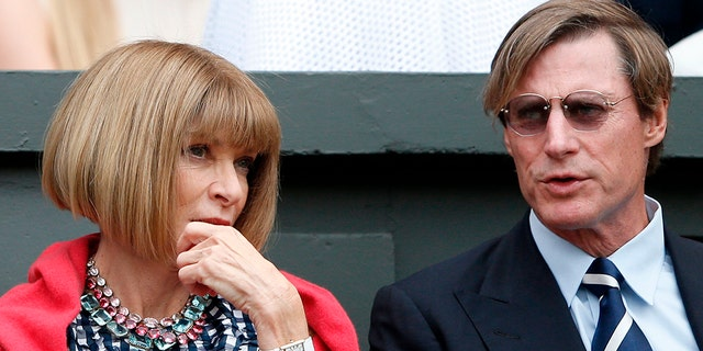 Anna Wintour and her partner Shelby Bryan tied the knot in 2004 after meeting in 1997.