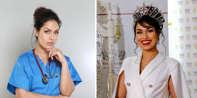 Dr. Bhasha Mukherjee was crowned Miss England in August 2019, and will continue to reign until April 2021 as the pandemic continues.