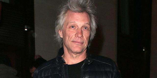 Jon Bon Jovi (Photo by Ricky Vigil M/GC Images)