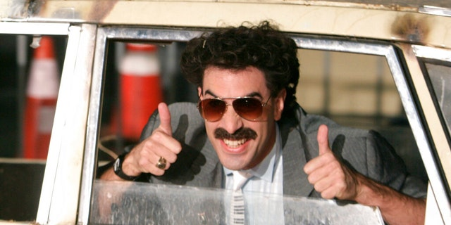 'Very nice!': Borat's catchphrase is Kazakhstan's new tourism slogan