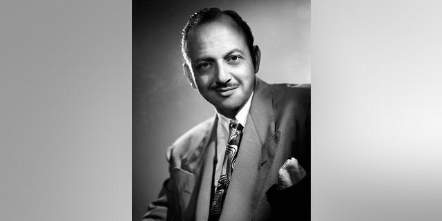 CBS Radio comedian Mel Blanc, ongeveer 1946.