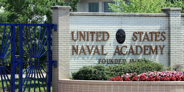Annapolis, MD, USA - The United States Naval Academy (iStock)