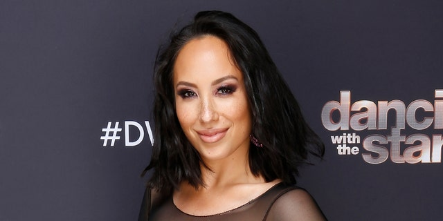 'Dancing with the Stars' pro Cheryl Burke suffered a head injury while rehearsin on Sunday. (Kelsey McNeal/ABC via Getty Images)