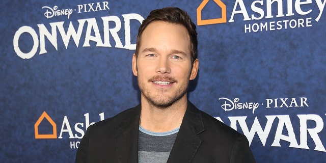 Chris Pratt has been deemed one of Hollywood's least favorite people named Chris. (Photo by Jesse Grant/Getty Images for Disney)