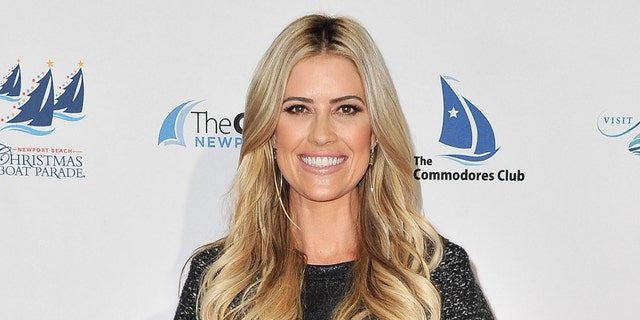 HGTV star Christina Anstead is in the midst of a split from her husband Ant Anstead. (艾伦·别列佐夫斯基/盖蒂图片社摄)
