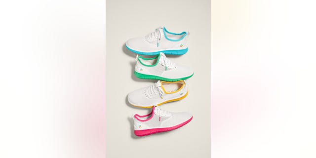 Cole Haan and Slack's Limited-Edition GenerationZerøgrand sneaker. (Cole Haan).